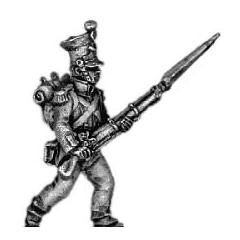 Voltigeur, skirmishing