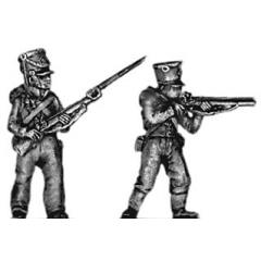 Jager, skirmishing