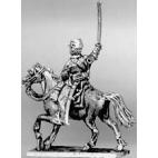 Trooper charging with sword