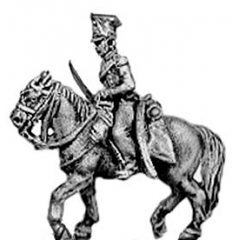 Lancer officer - Vistula Legion
