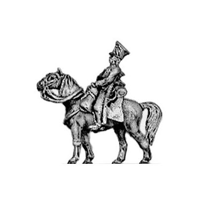 Lancer trumpeter - Vistula Legion