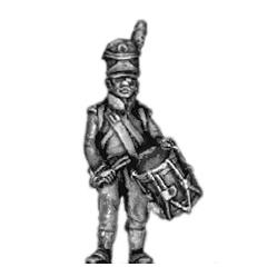 Drummer, barretina