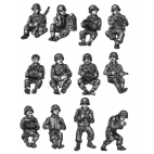 US Infantry for Jeeps