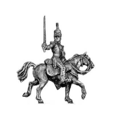 Dragoon officer