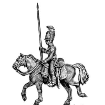 Dragoon standard bearer