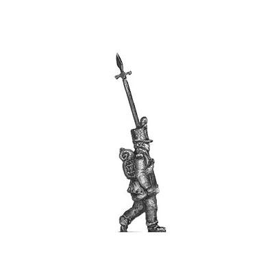 Sergeants, marching