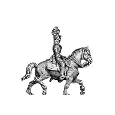 Highland mounted officer