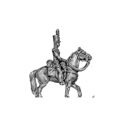 Light infantry mounted officer