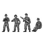 Panzer Jaeger crew, caps