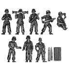 Luftwaffe crew for 88mm Flak gun