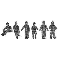 Afrike Korps crew set