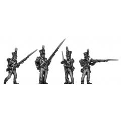 Chasseur / Jaeger, skirmishing
