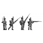 Chasseur / Jaeger, flank, skirmishing