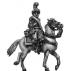 Belgian Carabinier trumpeter, in helmet