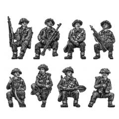 British Infantry tank riders – Set 2
