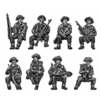 British Infantry tank riders – Set 2