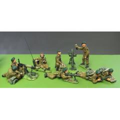 British Commando heavy weapons section