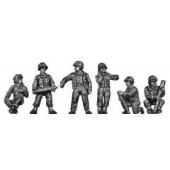 American M7 crew