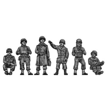 American senior command