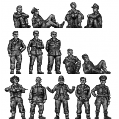 MP and guard, with prisoners