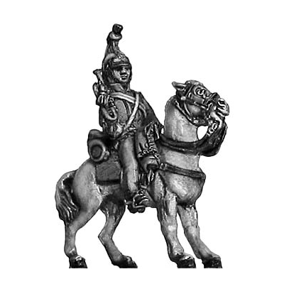 Heavy Dragoons trumpeter