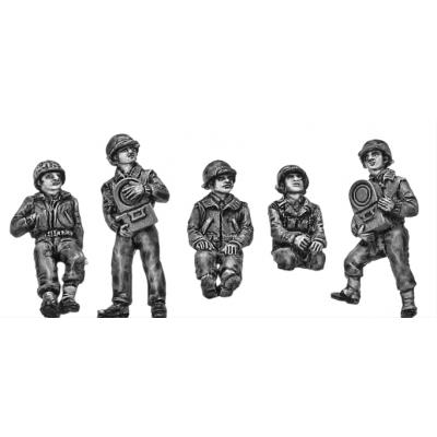 American M16 crew