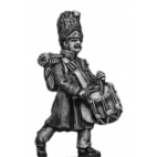 Grenadier of the Guard drummer, greatcoat