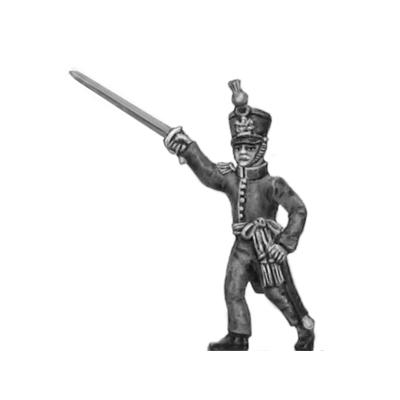 2nd Nassau- Usingen Fusilier, Officer