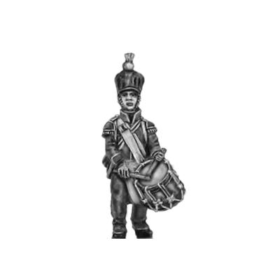 2nd Nassau- Usingen Fusilier, Drummer