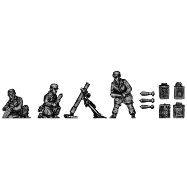 Fallschirmjager 8cm mortar