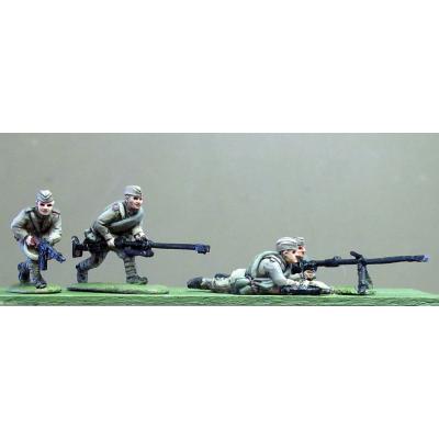 Caps, PTRD A/T rifles set