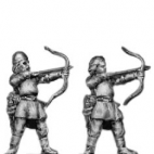 Archer, shooting