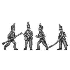 Portugese artillery loading