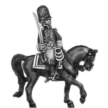 Gendarme d'elite officer