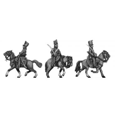 Hussar, shako rouleau