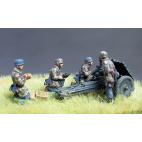 Fallschirmjager Lg40 crew