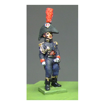 Marins de la Garde officer
