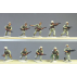 DAK Infantry section advancing