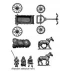 Baggage wagon 1 Load A