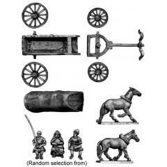 Baggage wagon 2 Load B