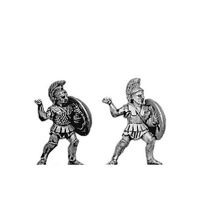 Front rank hoplite