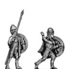 Nude hoplite (Boetian/Theban)