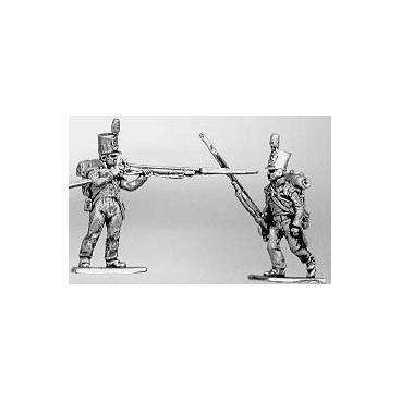 Flank Company, skirmishing