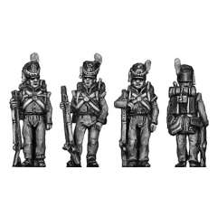 Flank Company, order arms