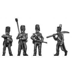 Crew, firing