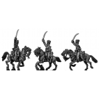 Light Dragoons charging