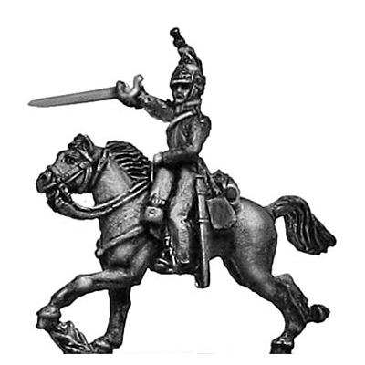 Heavy Dragoons officer
