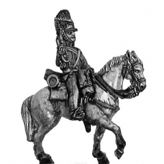 2nd Dragoons Scots Greys trumpeter