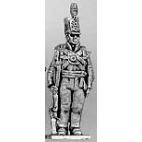 Sergeant light company, standing