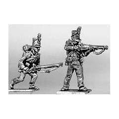 Rifleman, skirmishing